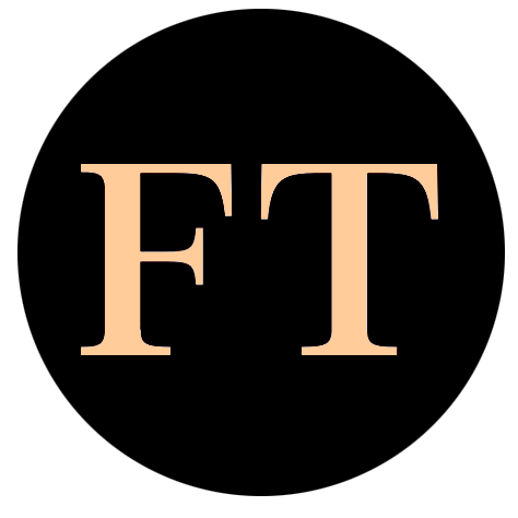 as featured in the Financial Times